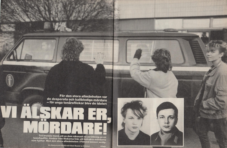 Livstid for mord i finland